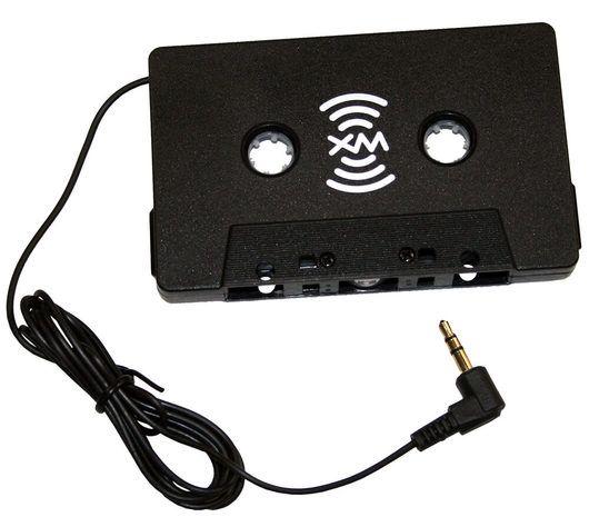 SiriusXM Radio Cassette Tape Adapter XMTTZ00257 Car