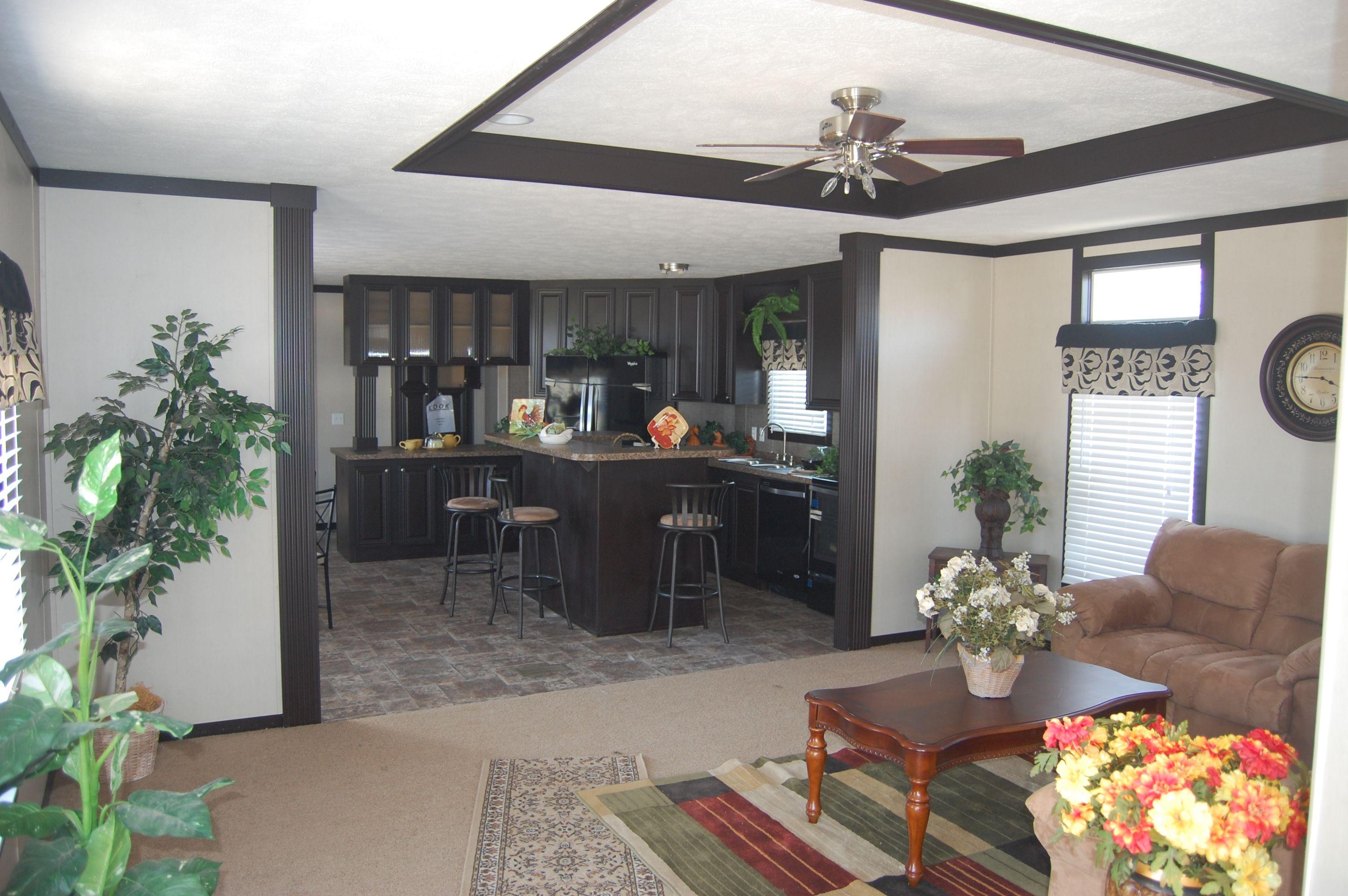 Clayton bigfoot 18x84 home single wide mobile homes