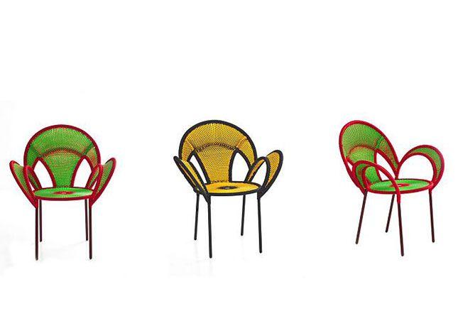 Banjooli Armchairs By Moroso | Hub Furniture Lighting Living