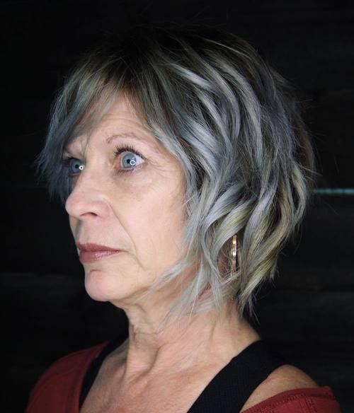 50 Best Hairstyles And Haircuts For Women Over 60 To Suit Any Taste The Right Hairstyles For You Classy Hairstyles Over 60 Hairstyles Womens Hairstyles