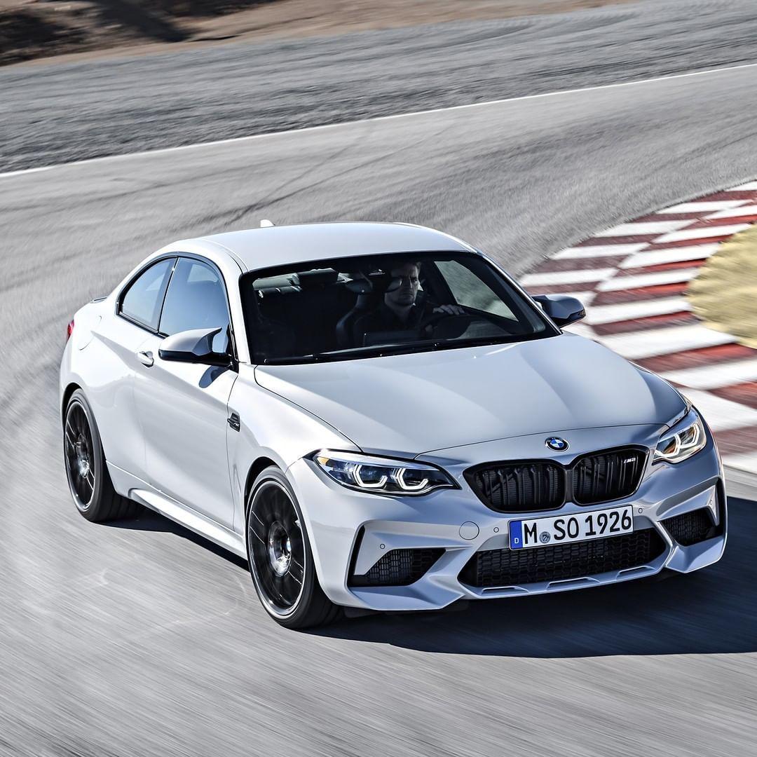 Bmw M2 Sport: BMW F87 M2 Competition In Hockenheim Silver Metallic