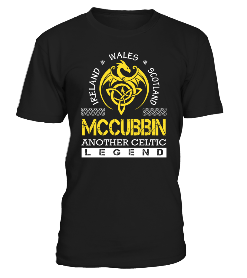 MCCUBBIN Another Celtic Legend #Mccubbin
