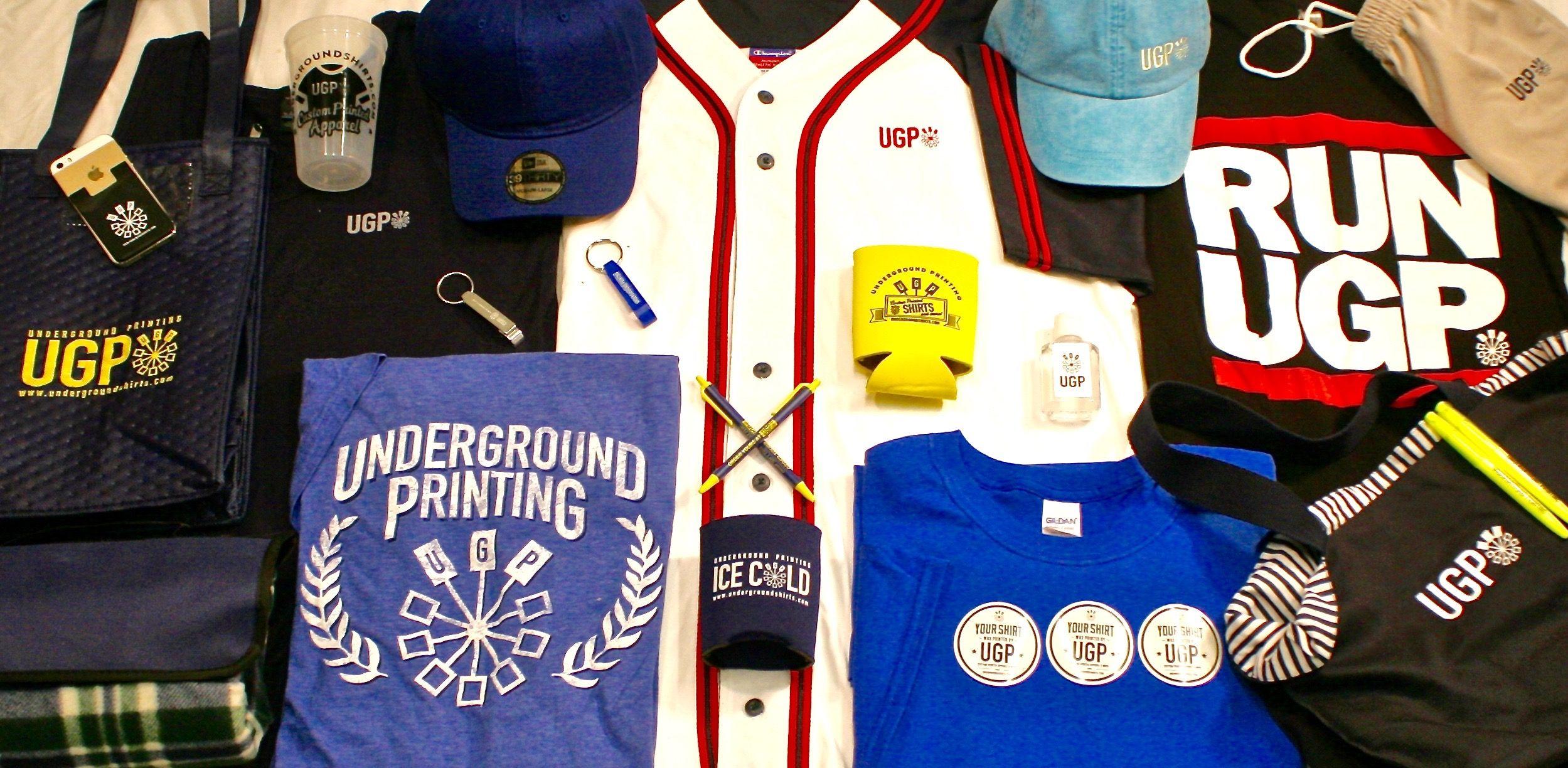 a9c18a7f6 We print custom shirts & #MORE. #screenprinting #digitalprint #promo  #products #business #swag #custom