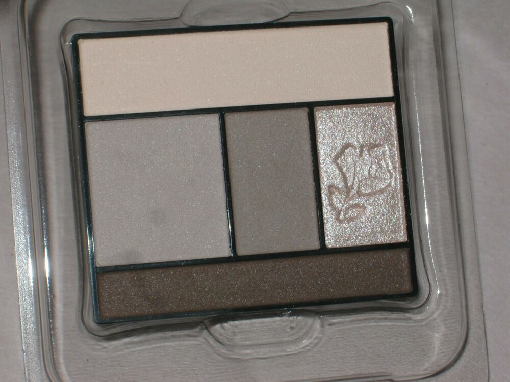 108 Beige Brulee 5 Pan Palette Clear Plastic Cover I Will Respond Promptly Palette Beauty Glazed Shadow Palette