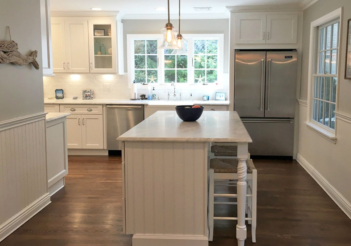 By The Sea How To Design A Coastal Inspired Kitchen New Kitchen