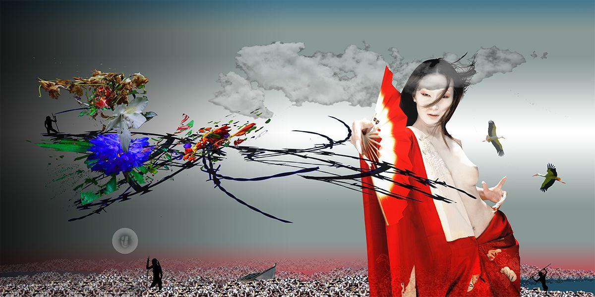 Kanjo Také | Geisha I