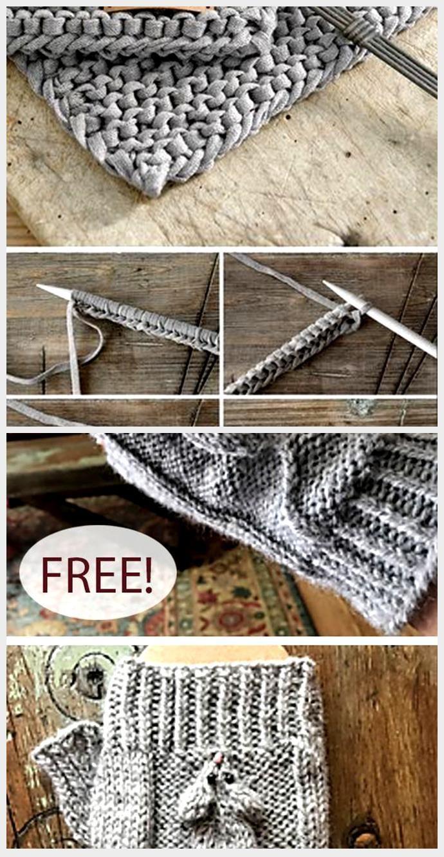 Photo of DIY | Gestrickter Topflappen – mxliving – world – #potcloths #knit #potcloth … – …