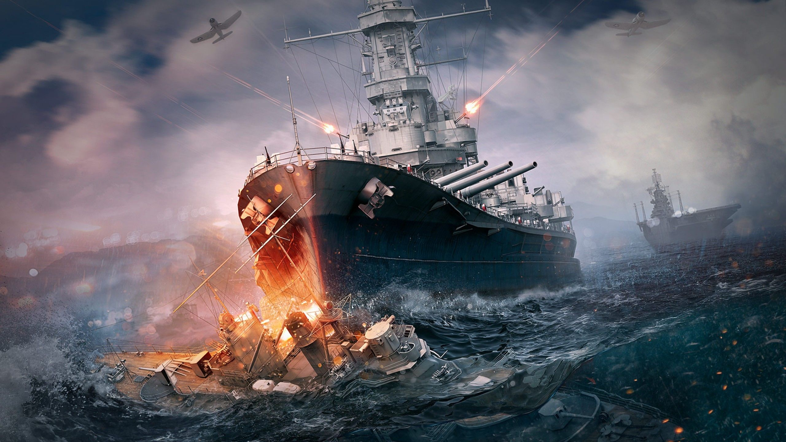 Video Game World Of Warships Wallpaper World Of Warships