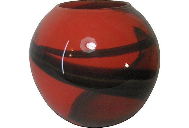 Fire Island Vase