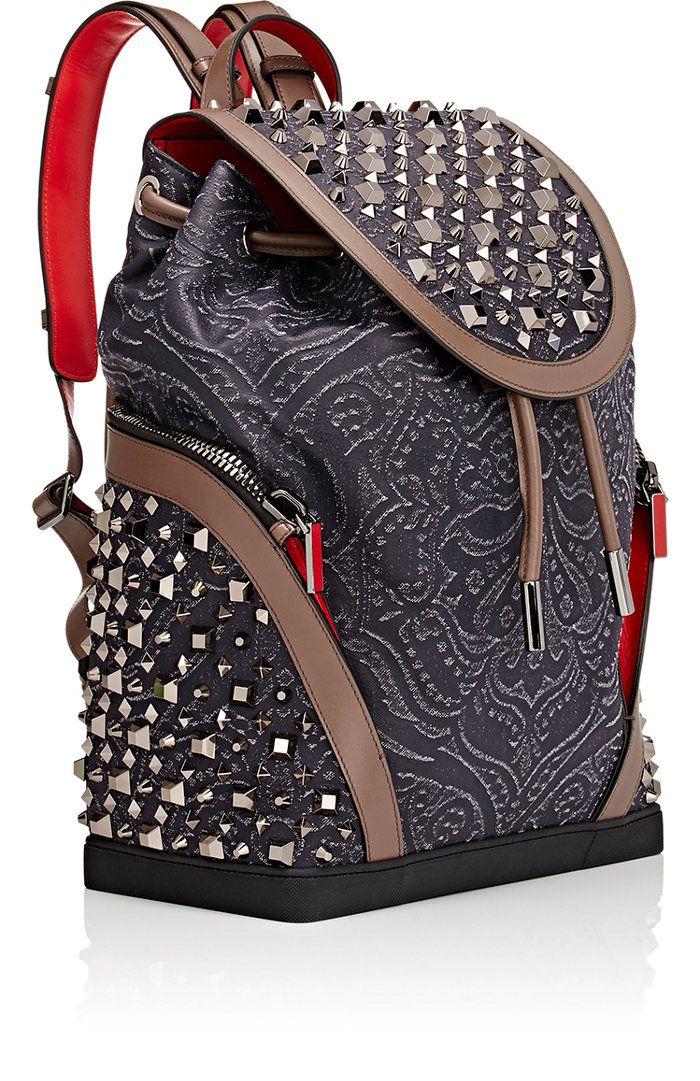 164a602045c Christian Louboutin Explorafunk Backpack | Barneys New York | AW ...