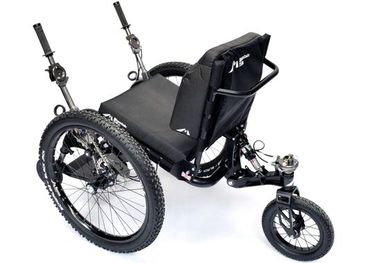 Summer Exploring With Manual All Terrain Wheelchairs Wheelchair