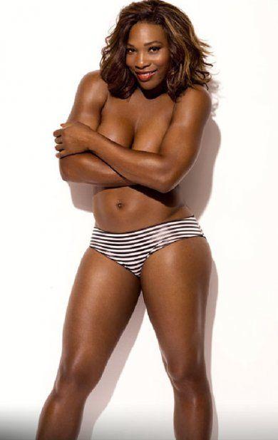 Serena williams nackt