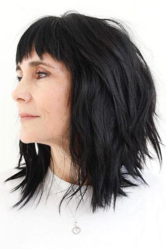 35+ hairstyles for women over 50 for a nice new style! | Trend bob hairstyles 2019
