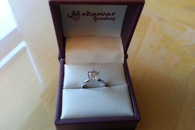 Have You Seen The Ring 1 5ct Round Egl Diamond Engagement Ring Used Engagemen Used Engagement Rings Selling Engagement Ring Antique Engagement Rings Vintage