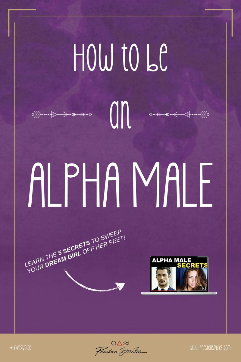 5 Alpha Male Secrets To Attract Women This Works How To Impress Women Strategies Att Development Goals For Work Self Development Self Improvement Tips