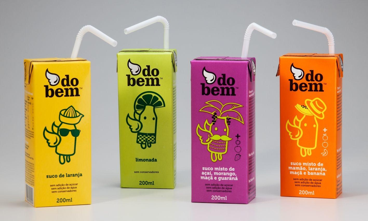 Estudo De Case 13 Suco Do Bem Design Do Bem Embalagens