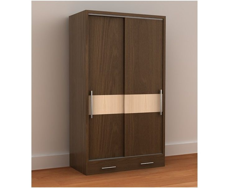 Two Door Sliding Wardrobe Design Free Standing Id547 Sliding Two