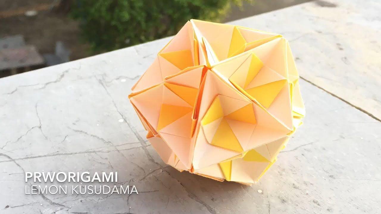 Origami Money Envelope Letter Fold Tutorial | 720x1280