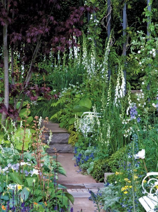 cottage garden eine der beliebtesten gartenformen garten inspirationen garden inspirations. Black Bedroom Furniture Sets. Home Design Ideas