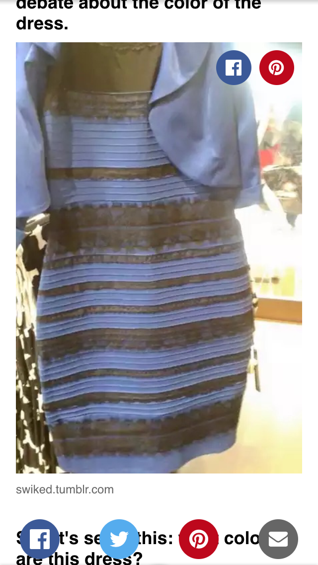 Black And Blue Or White Gold