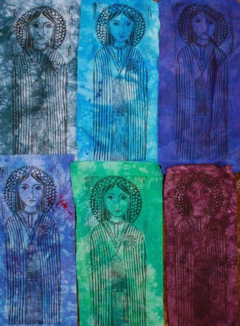 Musings of a textile itinerant: The Medieval Project