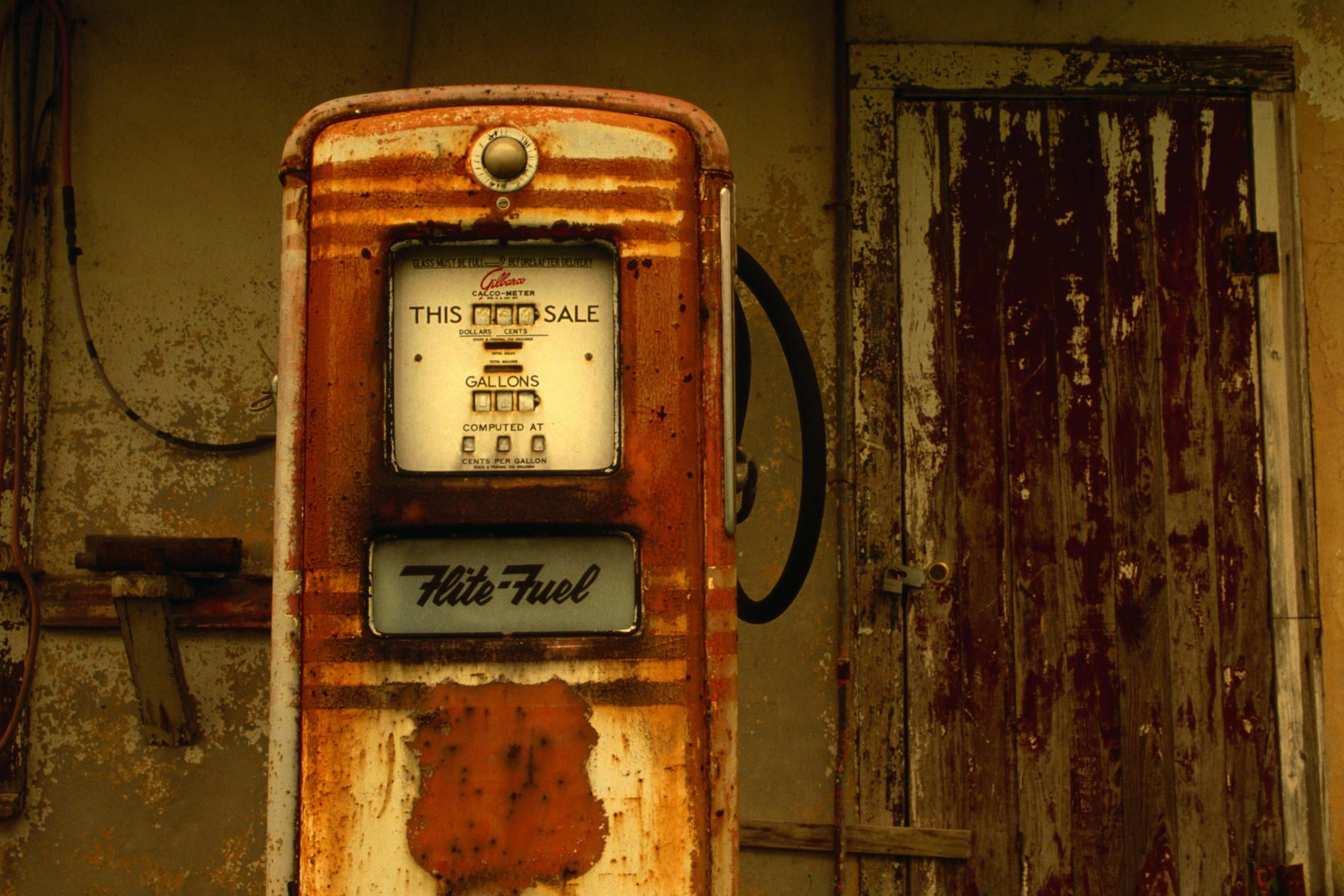 Weathered Petrol Pumps Kaplan Louisiana Hd Wallpapers Pinterest