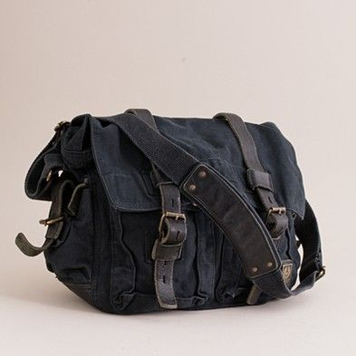 1e0d25fe32 I use this as one of my camera bags, love all the outside pockets for film,  light meter, etc.