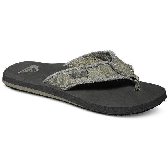 e2c5e67d4421 Quiksilver Monkey Abyss Men s Sandals Flip Flop Sandals