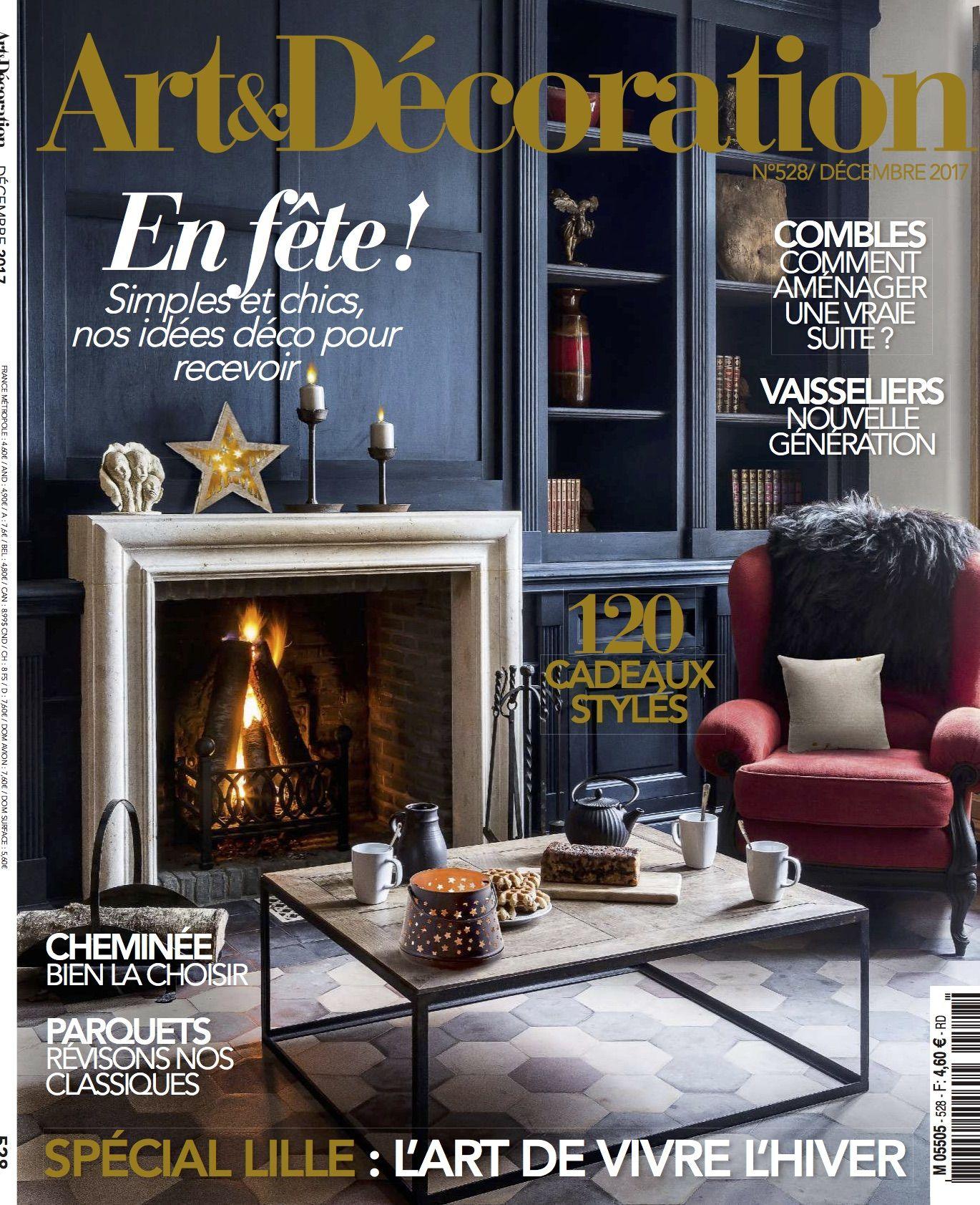 Art Decoration N528 Décembre 2017 Publications Gcg