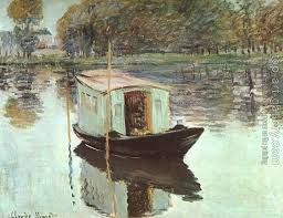 Image result for Claude Oscar Monet boats