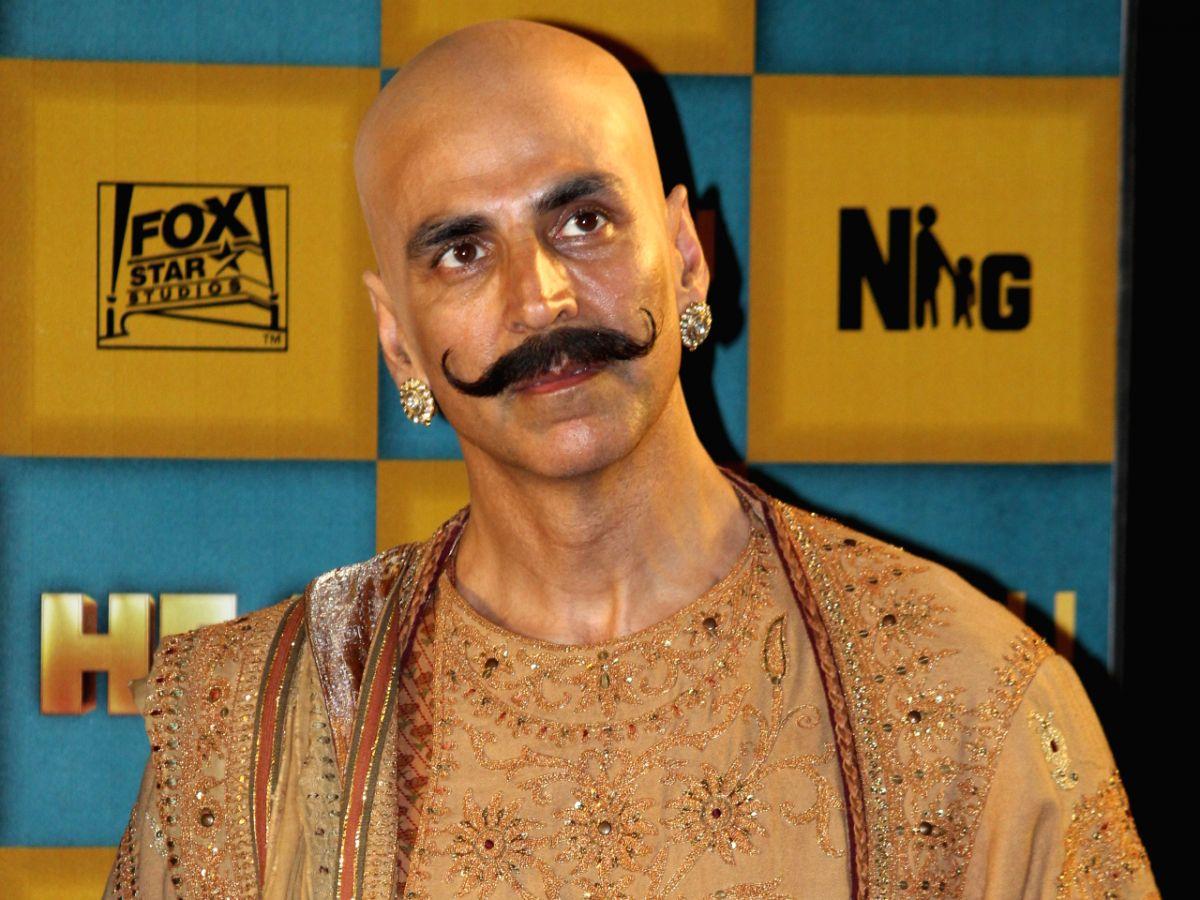 Actor akshay kumar in housefull 4 akshay kumar studio