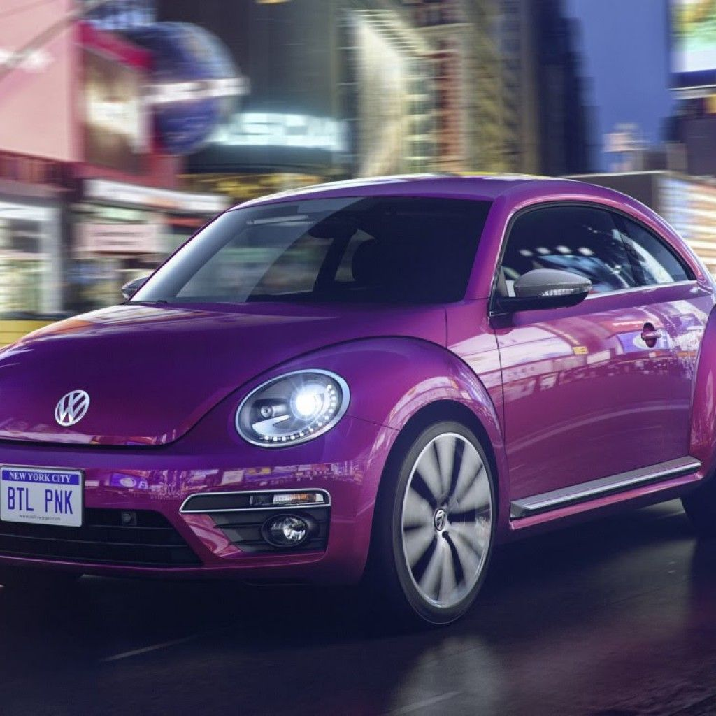 2016 Volkswagen Beetle Color Interior