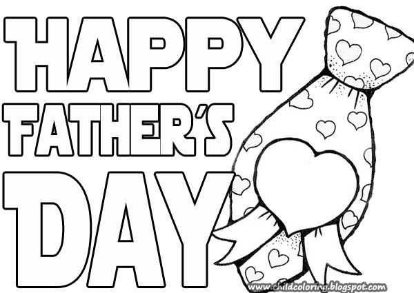 happy fatheru0027s day images color pages Happy Father´s Day Drawings - copy coloring pages for your dad