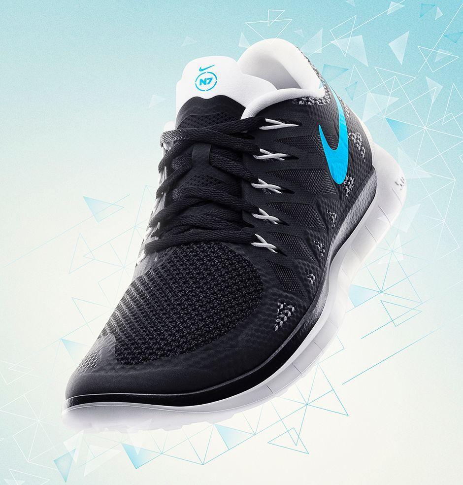 big sale eb635 0c9ad N7 Nike Free 5.0 Latest Sneakers, Men Sneakers, Nike N7, Foot Locker,