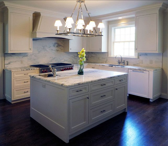 Benjamin Moore Colors For Kitchen: White Kitchen Paint Color. Benjamin Moore Decorators White