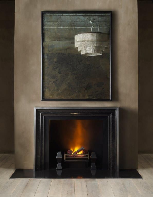 fireplace   Eric Cohler Collection byChesney's