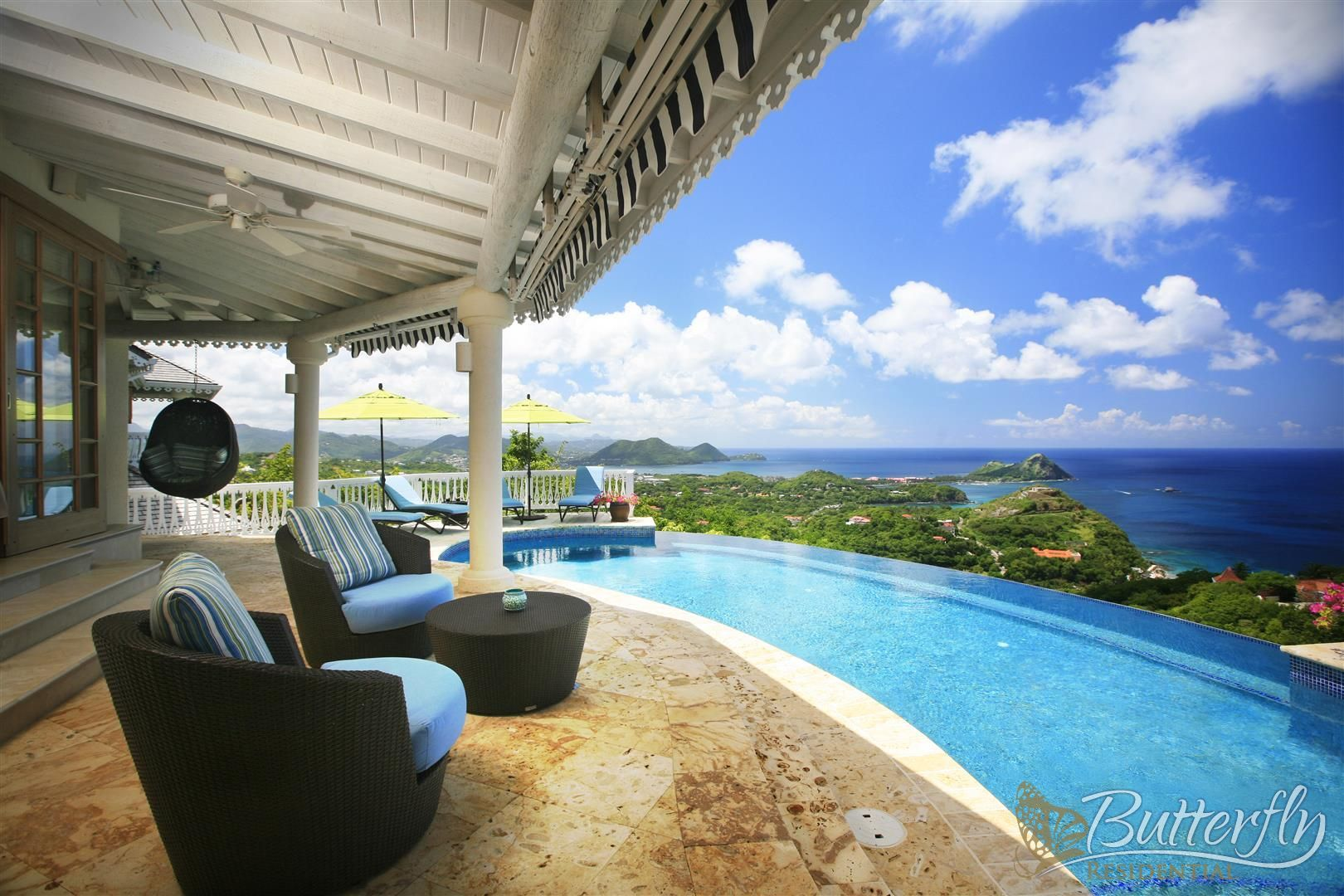 how to get from st lucia to barbados