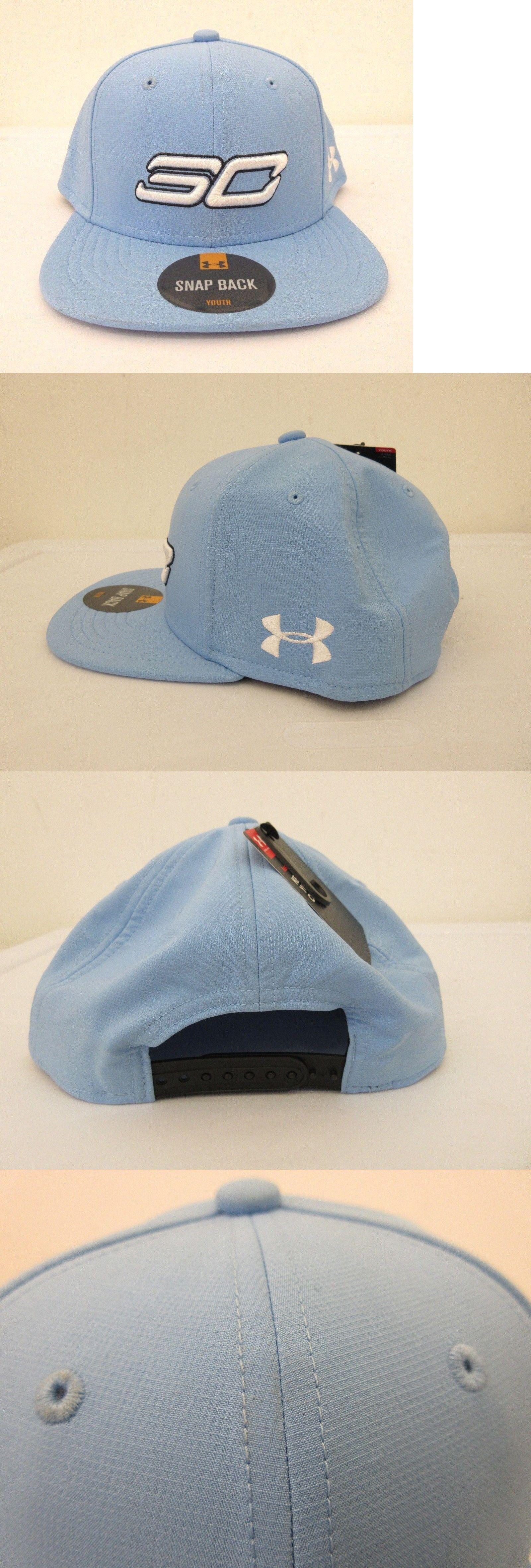 1630e8eef3a ... meet b1a3a 271bf Hats 57884 New Under Armour Boys Ua Sc30 Core Snapback  Cap Light Blue ...
