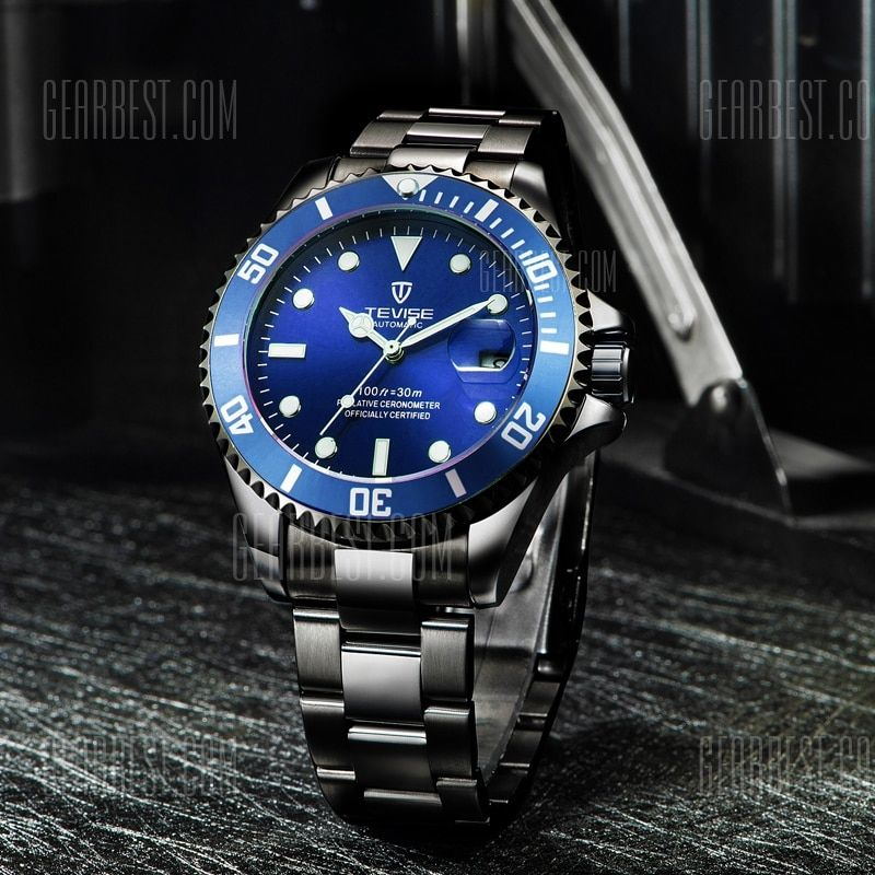 927ebc48096 TEVISE T801A Men Mechanical Watch -  27.92 Free Shipping
