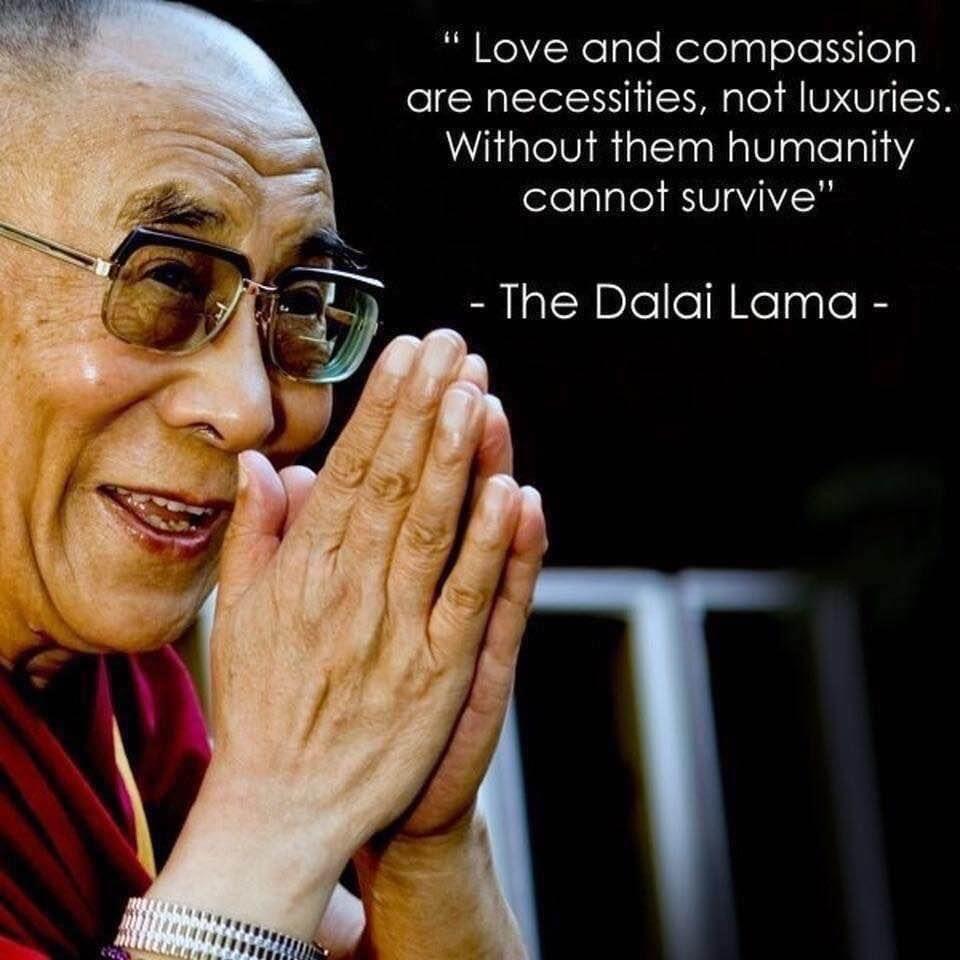 Quote Dalai Lama Humanity