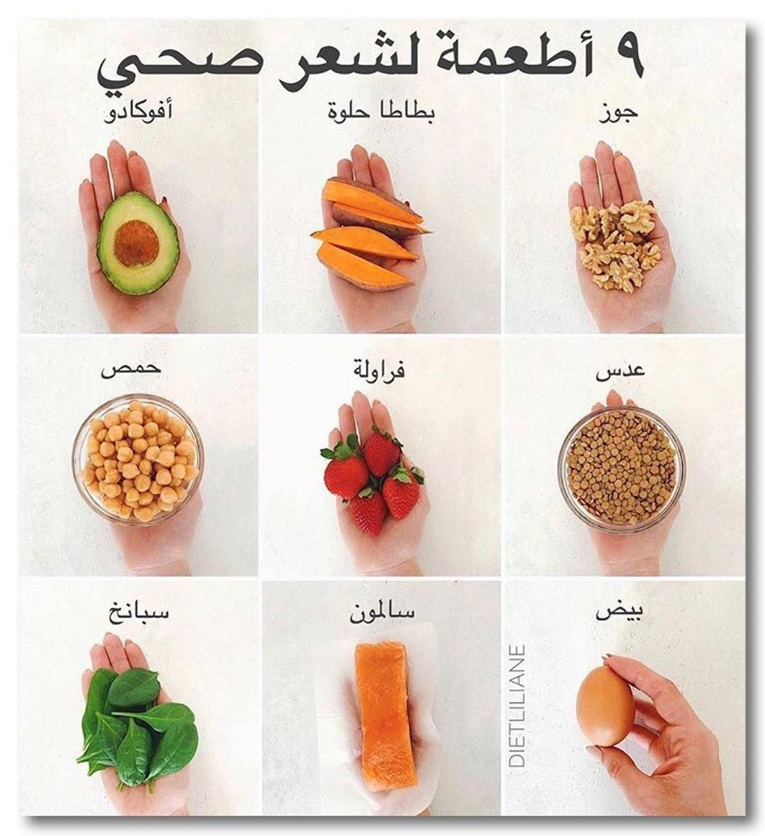 Pin By Ameera Altobasi On صحتك Helthy Food Food Health Routine