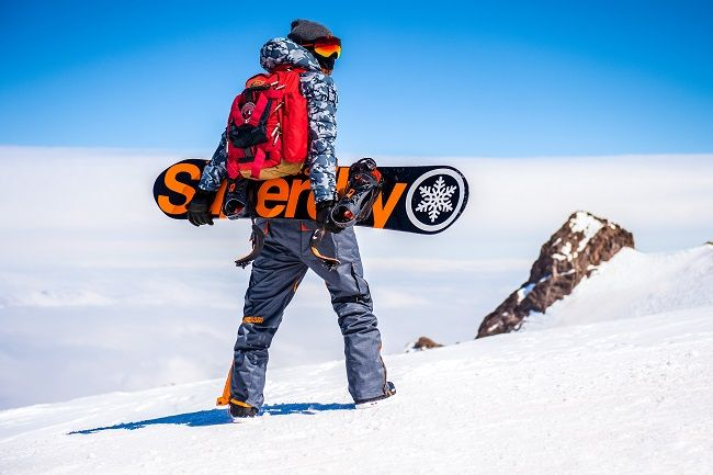 Snowboarding · Just in time for the ski and snowboard season we Introduce  the 2015 Superdry Snow Collection