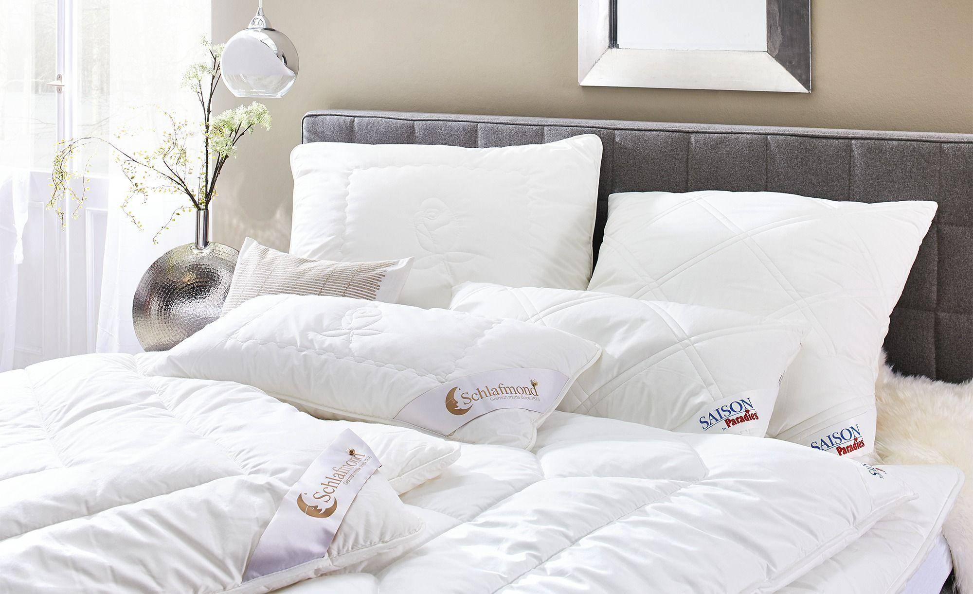 Paradies Kopfkissen Softy Kosmo Plus Kissen Bett Und Bettdecke