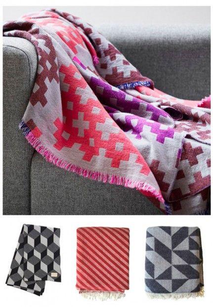 Scandinavian style textiles