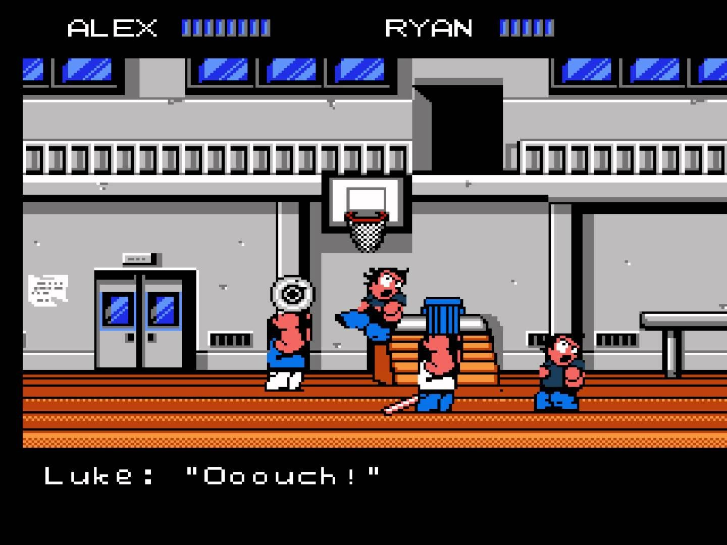 Tas Obsoleted Nes River City Ransom By Chamale In 06 53 42 Ransom Nes River