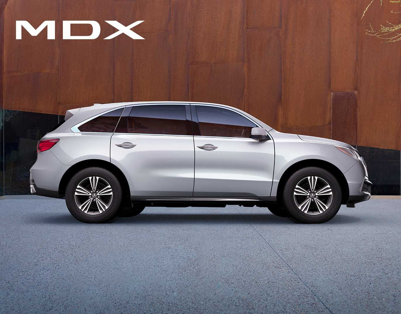 2018 Acura MDX & Sport Hybrid 3rd Row Luxury SUV Acura