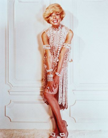 My last Carol Channing post...I promise. in Thoroughly Modern Millie, 1967.