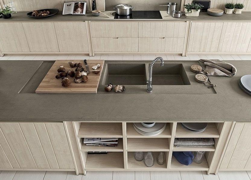 Unsere Keramikplatten verleihen jedem Raum, jeder Küche ein - keramik arbeitsplatten kueche design