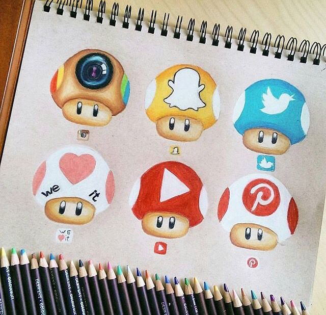 54 Best Meteorite Images On Pinterest: Criatividade Nesse Desenho é O Que Não Falta!
