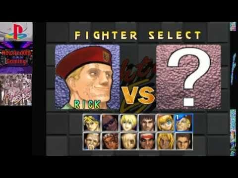 FORGOTTEN GAMES: FIGHTING EYES...